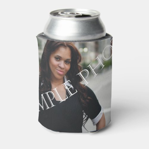 Personalized photo can cooler Make your own Can Cooler