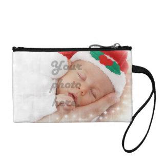 Personalized photo change purse