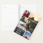 """Personalized Photo Collage Custom DIY Planner<br><div class=""""desc"""">Personalized Photo Collage Custom DIY Planner from Ricaso</div>"""