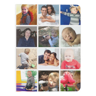 Personalized Photo Collage Moleskin Notebook Extra Large Moleskine Notebook Cover With Notebook