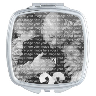 Personalized Photo Compact Mirror