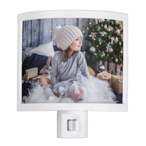 Personalized Photo Design Your Own Add Picture Night Light