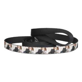 Personalized photo dog leash. Make your own!