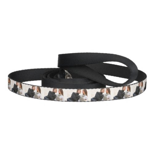 Personalized photo dog leash Make your own Pet Leash