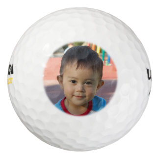 Personalized Photo Golf Balls