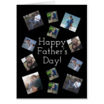Personalized Photo Happy Father's Day Card