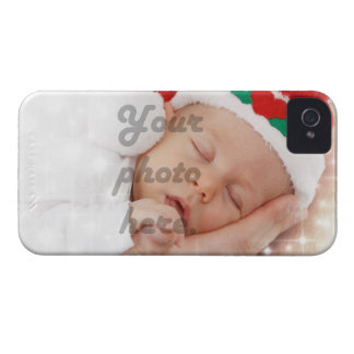 Personalized photo iPhone 4 cover