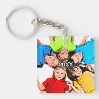 Personalized Photo Keychain Acrylic Key Chain
