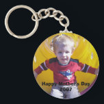 "Personalized Photo Keyring<br><div class=""desc"">Create your own photo keychain.</div>"
