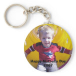 Personalized Photo Keyring<br><div class='desc'>Create your own photo keychain.</div>