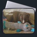 "Personalized Photo Laptop Case<br><div class=""desc"">Personalized Photo Laptop Case