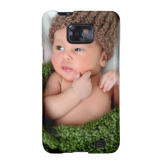 Personalized Photo Make It Yourself Samsung Galaxy SII Covers