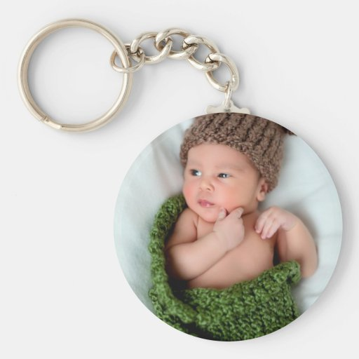 Personalized Photo Make It Yourself Keychains