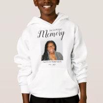 Personalized Photo Memorial  Hoodie