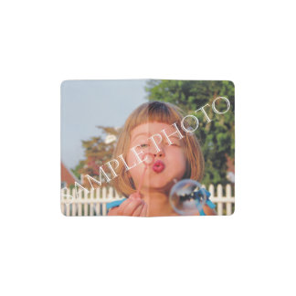 Personalized photo moleskin notebook cover