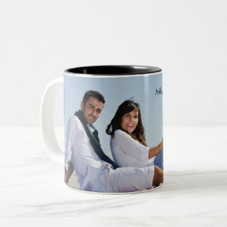 Personalized photo mug for any occasion