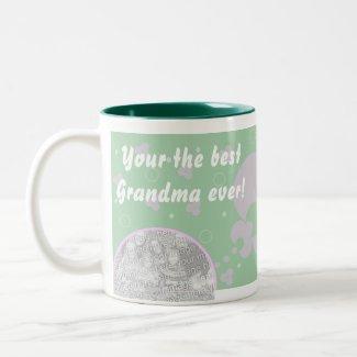 Personalized Photo Mug Grandma mug