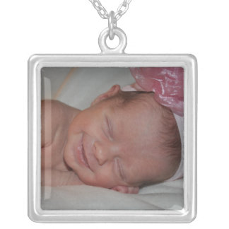 Personalized Photo Necklace {Piper}