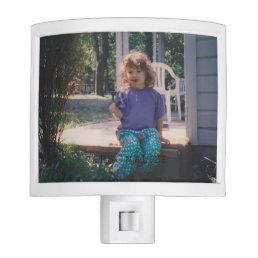 Personalized Photo Night Light