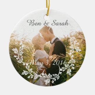 Personalized Photo Ornament