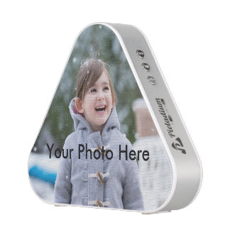 Personalized Photo Portable Bluetooth Speaker