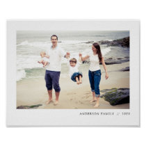 Personalized Photo Print