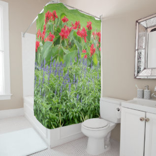Personalized Photo Shower Curtain at Zazzle