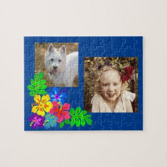 Personalized Photo Templates Kids Jigsaw Puzzle