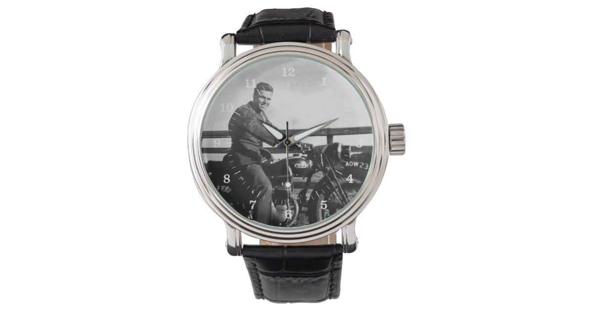 Personalized Photo Watches Zazzle Com
