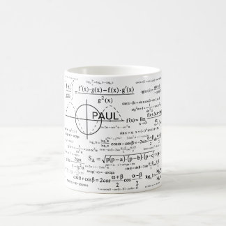 Personalized Physics Gifts for Physicists Coffee Mug