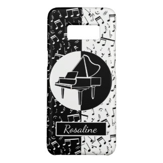 Personalized Piano lover art Case-Mate Samsung Galaxy S8 Case