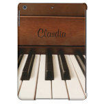 Personalized Piano Music iPad Air Case