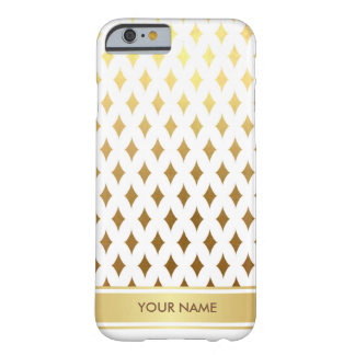 Personalized Pick Royal Glam White Gold Case