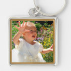 Personalized Picture Keychains with YOUR PHOTO