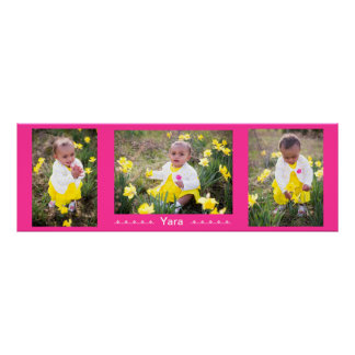 Personalized Picture Poster - Yara