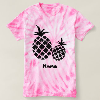 Personalized Pineapples T-shirt