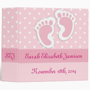 Personalize Your Own Baby Photo Album Binder Stay Organized Today