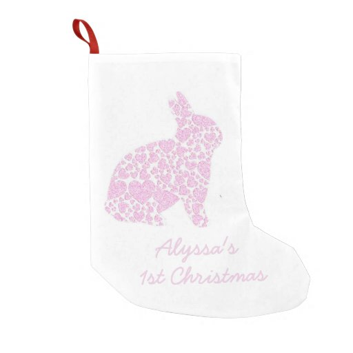Personalized Baby S First Christmas Stocking Let S