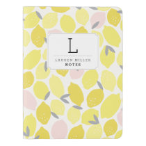 Personalized | Pink Lemonade Extra Large Moleskine Notebook