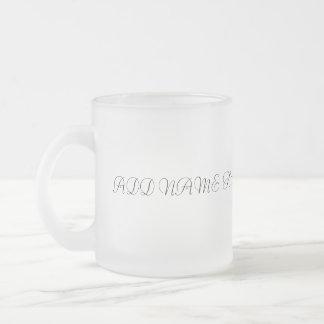 Personalized Pink mug