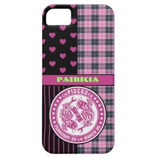 Personalized Pisces Zodiac Sign iPhone SE/5/5s Case
