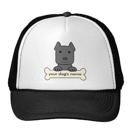 Personalized Pitbull Mesh Hats