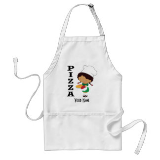Personalized Pizza Kitchen Apron gift