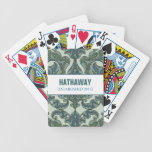 Personalized Playing Cards - pink