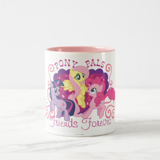 Personalized Pony Pals Mug
