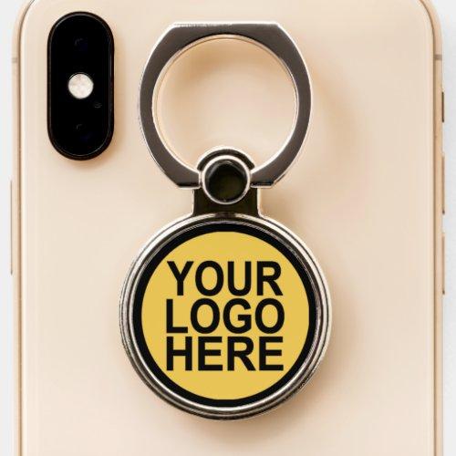Personalized Pop Sockets Logo or Image Custom Phone Case