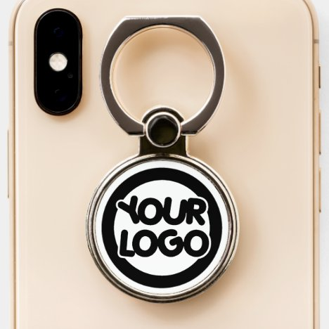 Personalized Pop Sockets Logo or Image Custom Phone Ring Stand