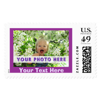 Personalized Postage Stamps Best Gifts for Grandma