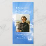 "Personalized Prayer Card / Prayer Cards<br><div class=""desc"">This Personalized Prayer Card is a great way to celebrate your loved one. Its a great keepsake for those attending the memorial service! 