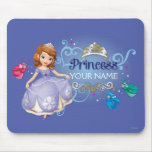 Personalized Princess 2 Mouse Pad